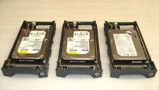 3 Western Digital/ Seagate 120GB WD1200JB-00EVA0 / ST3120814A IDE HARD DRIVE