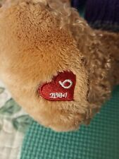 """Gund Little Brown Bear plush Stuffed Bloomingdale's 18"""" 2004 Limited Edition"""