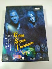 Csi Las Vegas First Temporad Episodes 1.1-1.12 - 3 X DVD Spanish English - 3T