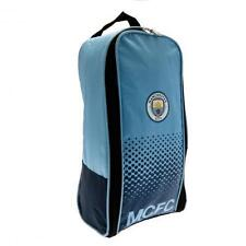 Official Manchester City F.C. Fade Boot Bag Football