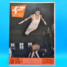 DDR Sport im Bild 22/1959 Turnen Hockey Orientierungslauf Faustball Hirschfelde