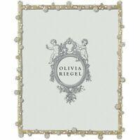 Olivia Riegel GOLD Pave Odyssey Frame 8x10