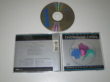 THOMPSON TWINS/THE BEST OF/GREATEST MIXES(ARISTA ARCD 8542) CD ALBUM