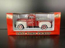 1952 Ford Pickup Die Cast Metal Bank Replica 1:24 Crown Premiums Lennox