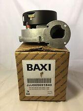 EBMPAPST BAXI RG128 230 V 70 W CALDAIA Estrattore FUMI VENTILATORE CENTRIFUGO GAS Blower