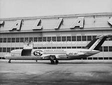 PHOTO  AIR ALITALIA I-DIKF DC 9F