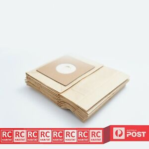 10 VACUUM CLEANER BAGS FOR HOMEMAKER KB-8003A VCB45-13A HB-8003A