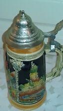 Oktoberfest Beer Stein Handarbeit Made in Germany Authentic Mug Stein
