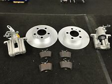 AUDI A3 SPORTBACK 2.0TDi QUATTRO REAR BRAKE CALIPER PAIR REAR BRAKE DISC PAD