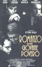 ROMANZO DI UN GIOVANE POVERO - DVD SIGILLATO PAL - ALBERTO SORDI - ETTORE SCOLA