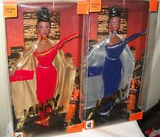 #9822 Rare Nrfb Integrity Toys 2 Versions Red & Blue Janay Princess Delight