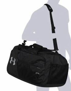 UNDER ARMOUR Undeniable Duffel 4.0 Bag BLACK *REFNCN