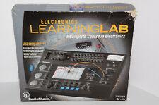 Radio Shack Electronics Learning Lab Kit 28-280 w/ 2x Workbooks