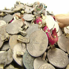 400 real COINS Tribal Belly Dance Bellydance Kuchi Tribe MIXED