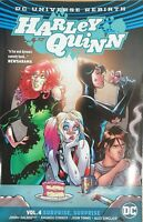 HARLEY QUINN VOL 4, Palmiotti, Jimmy, Conner, Amanda - Comic