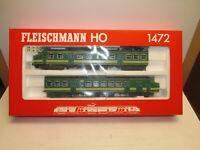 Fleischmann 1472 Triebwagenzug AC Elektrotriebwagen ABk 419 NS Hondekoop Spur H0