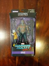 Sealed 2017 Marvel Legends Drax - Guardians of the Galaxy Volume 2  (Titus BAF)