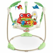 New in Sealed Box Fisher Price Rainforest Jumperoo Baby Activity Jumper