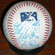 2008 Rome Braves Team Signed Game Used South Atlantic League Baseball - Heyward