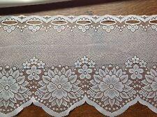 brise bise cantonnière rideaux à décor vendu au mètre B39
