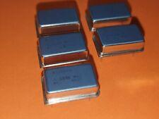 5x 6,5536 MHz Quarz Oszillator Full-Size DIP-14