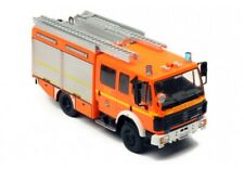 Mercedes LF 16/12, Feuerwehr Hamburg , FF Hohendeich, 1995 1:43 IXO   *NEU*