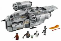 Star Wars Razor Crest The Mandalorian Transporter Equivalent 75292 Neuf Complet