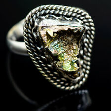 Bismuth Crystal 925 Sterling Silver Ring Size 9 Ana Co Jewelry R980360F