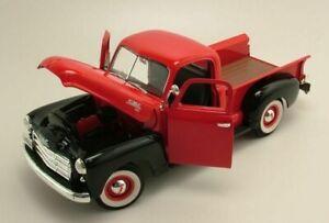 Modellino Auto 1950 GMC PICK UP Scala 1:18 Collezione 95284 Nuova Con Scatola
