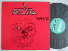 ACID MANIAC / BELGIUM MEGATON 0007 NWOBHM