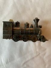 Vintage Die Cast Brass Pencil Sharpener Locomotive