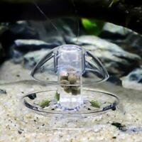 ISTA SNAIL TRAP + BAIT FOOD AQUARIUM FISH TANK TROPICAL PEST DURABLE N9C3