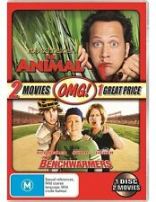 The Animal / Benchwarmers (DVD, 2011) VGC Pre-owned (D105)