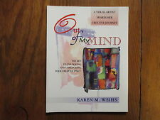 "KAREN  WEIHS  Signed   Book(""OUT  OF  MY  MIND""- 1999  Softback  First  Edition)"