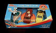 ERTL-LOONEY TUNES 3 Car Set-MINT Never Been Opened-BUGS BUNNY,TWEETY & TAZ