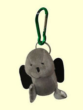 Zookerz Skating Seal Keychain / Backpack Clip