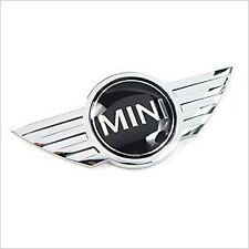 MINI Cooper MINI Cooper Emblem 02-06 MINI Logo MINI Wings for MINI MANIA R50 OEM