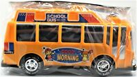 Weili Toys Plastic School Bus Toy Battery Operated Musical Bus Free Shipping