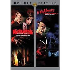 a Nightmare on Elm Street 1 & 2 - DVD Region 1