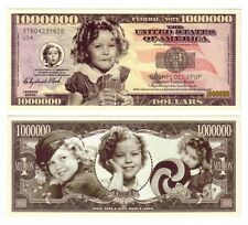 ONE MILLION DOLLARS SHIRLEY TEMPLE