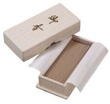 Japanes Incense Wooden box incense sandalwood