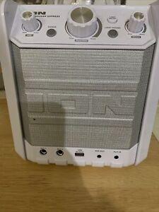 ION Party Rocker Plus Wireless Speaker - White