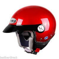 Motorcycle Plain Dual Sport Mx Enduro Motocross Adventure Crash Scooter Helmet