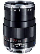 New ZEISS Tele-Tessar T * 85mm f4 ZM Lens for Leica M BLACK Cosina Japan