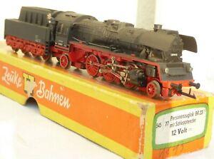 Zeuke BTTB Tt Gauge New Steam Locomotive Br 35 1111-0 Function Ok, Good Get Ob