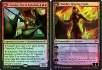 1x FOIL CHANDRA, FIRE OF KALADESH - FTV - MTG - Magic the Gathering - NM