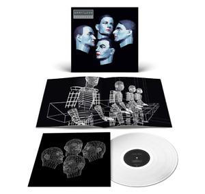 KRAFTWERK TECHNO POP -  CLEAR VINYL + Book National Album Day 2020 BRANDNEW