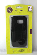 New Ted Baker Faux Leather Card slot Samsung Galaxy s6 phone hardshell case