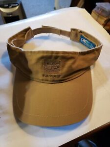 Hawaii Visor Cap Hat Adult Adjustable Hawaiian Fishing Headwear brand  preowned