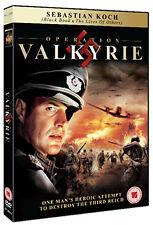 OPERTATION VALKYRIE - DVD - REGION 2 UK